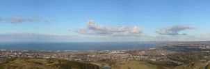 360 Degrees from the Lion's Head by Azvolrien