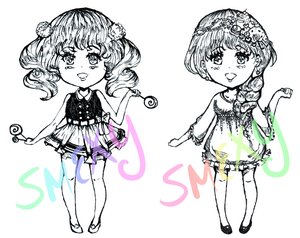 Ink Sweeties [Auction open!] by SmexyLeviLover