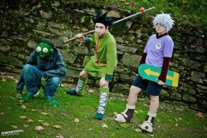 Cosplay Hunter x Hunter by Alexander-IKKYSKY