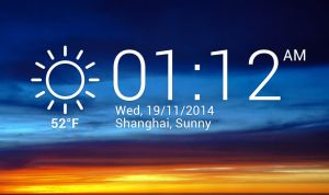 Asus Zen UI Widget for xwidget by jimking