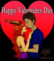 Happy Valentines Day, my love. by Moonlight-Bloomer
