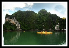 Ha Long Bay - Vietnam - Series: No 18 by SnapperRod