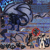 Kaz Dragon full ref-sheet 2011 by carnival