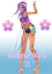 .:Summer Merli Dl:. THIRD TIMES THE CHARM by Crystallyna