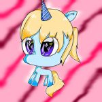 My OC's Pet Unicorn (NOT MLP) by MaiChanQAQ