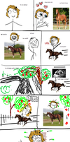 horse riding? meme by zelka94