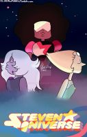 The Crystal Gems by eFreakFun