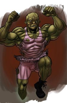 First TOXIE by LeighWalls-Artist