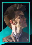 The Tenth Doctor by RedimCosmos