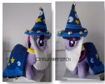 My Little pony Twilight  Starswirl Plush FOR SALE by CINNAMON-STITCH