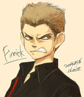 Finnick by chacckco