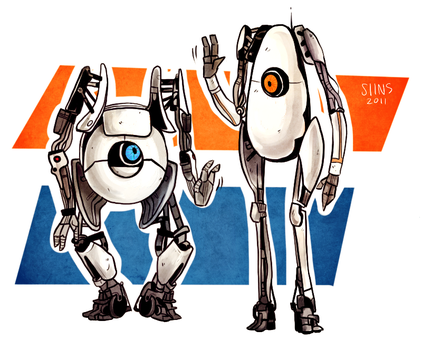 Portal bots by SIIINS