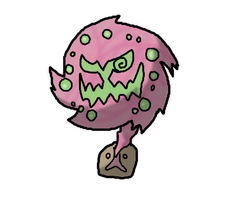 Spiritomb for Collab by Kame-Ghost
