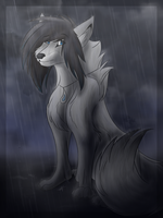 Rain by KaelaMoon