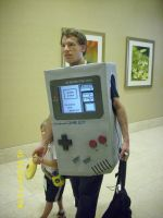 Gameboy Cosplay by confuzed-anime-fan