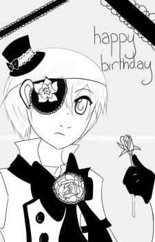 Yesterday - HAPPY BIRTHDAY by awesome-o-clock