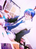 Megane Stocking 2 by rockleeofthesand