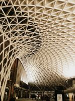London King Cross by GraceDoragon