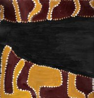 Aboriginal Painting by cReaTor-of-aRt