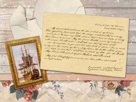 Nelson's Last Letter by dainesalamin