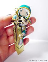Redeemed Riven Key chain by Thekawaiiod