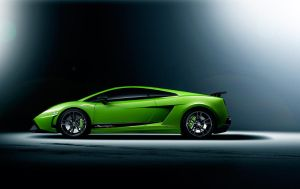 Lamborghini LP570-4 SL by eastonchang