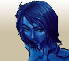 I love Cortana by Grievere