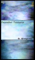 December Textures by ibjennyjenny