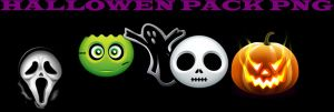 hallowen pack png by HUGO542