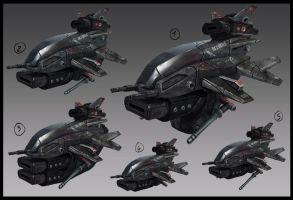 Ship DE Z 00745 concept iteration by LMorse