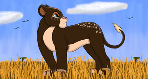 Art trade with sonicartistdrawer by SolitaryGrayWolf