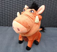Very nice Pumbaa plush - TLK by Gallade007