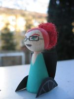 Cones: Oracle by Poison-Harley