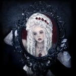 Portrait of a dead countess by Nirelleth