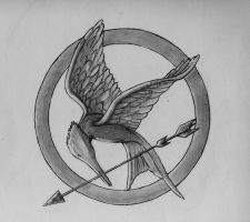 Mockingjay by darkknights35