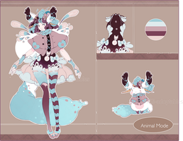 [CLOSED] ADOPT Auction 12 - Aloise species 04 by Piffi-adoptables
