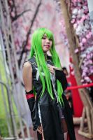 C.C code geass cosplay by thoidaigainhay