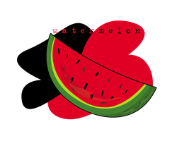 Watermelon by alebobbio