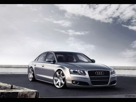 Audi A8::Lowly Gents by daveezdesign
