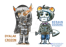 [HS]*Whoosh* Bring out the Beary Special Fantrolls by marimariakutsu