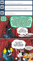 Ask Vaudeville 167 by FractiousLemon
