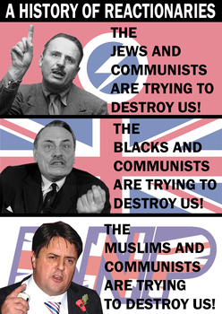 A History of Reactionaries by Party9999999