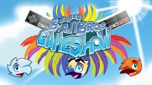 It's the Super Birdy Bros Game Show! by TheLoneCrow
