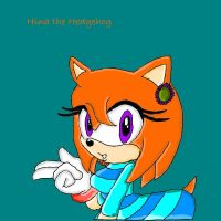 Hina the Hedgehog by TheHedgehogMaria