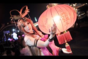 Diao Chan from Dynasty Warriors 8 by belleloca