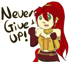 motivational pyrrha by Jo3mm