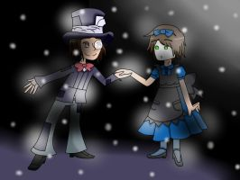Zomplay in wonderland by ToxicCookieX3