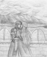 A Kiss on the Walls by Deorwyn