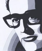 Buddy Holly by zalazny