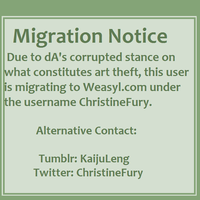 Migration by ChristineFury